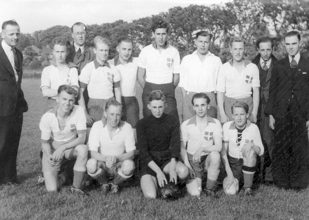 1945 Voetbal Z.A.C. 3