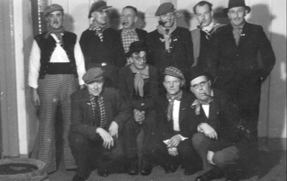 1946 Verenigingsleven Apachenbal