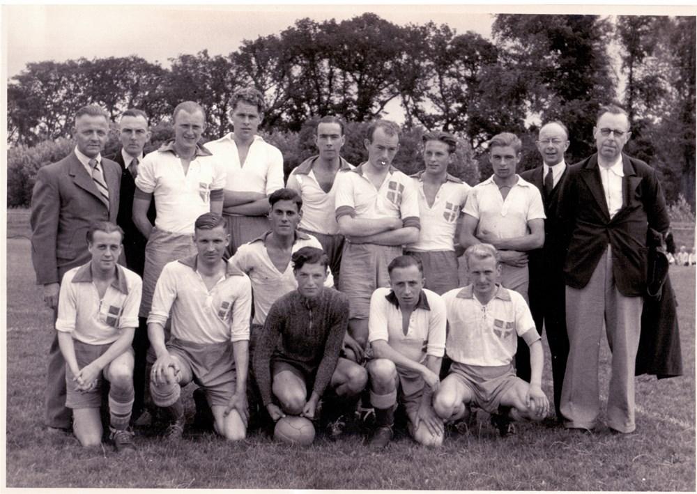 1946 Voetbal Z.A.C. 2 kampioen