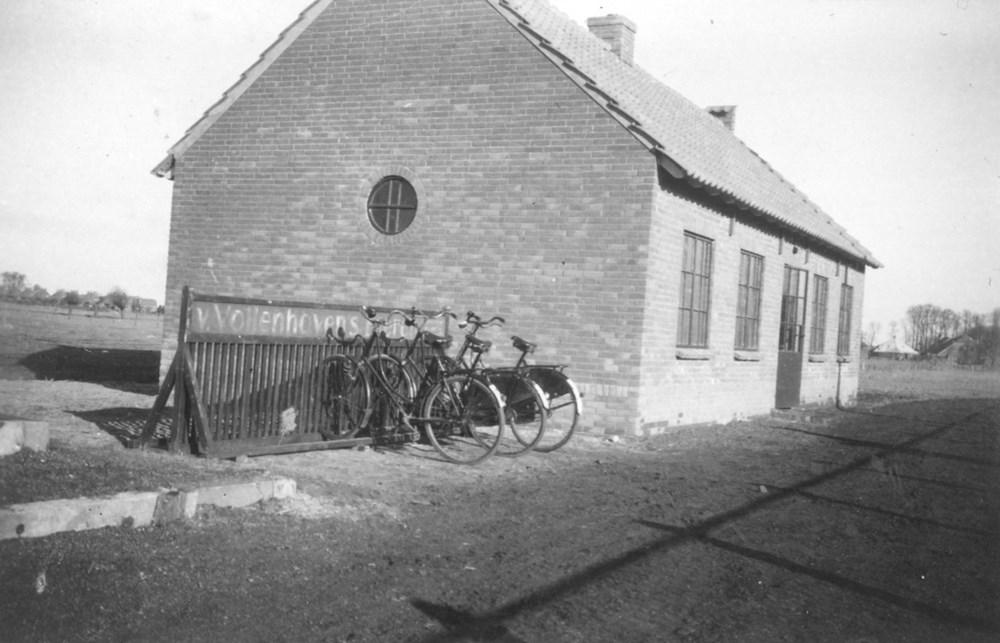 1947 Verenigingsleven Kleedkamers