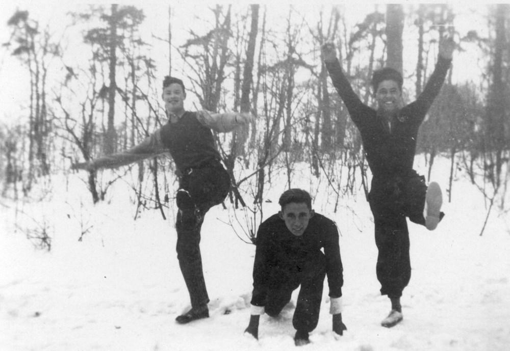 1947 Atletiek Training