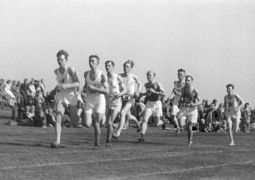 1949 Atletiek Wedstrijden in Zwolle