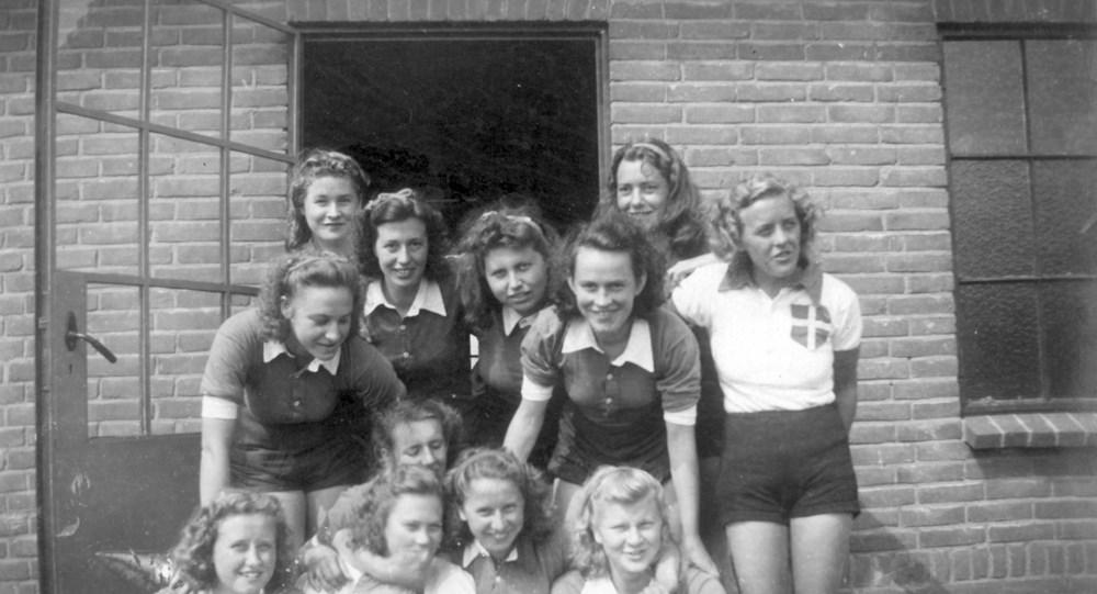 1948 Handbal Dames 1