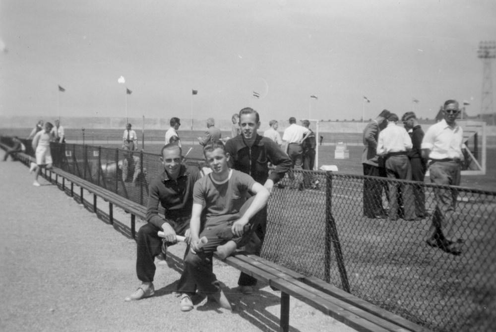 1949 Atletiek Wedstrijden in Haarlem