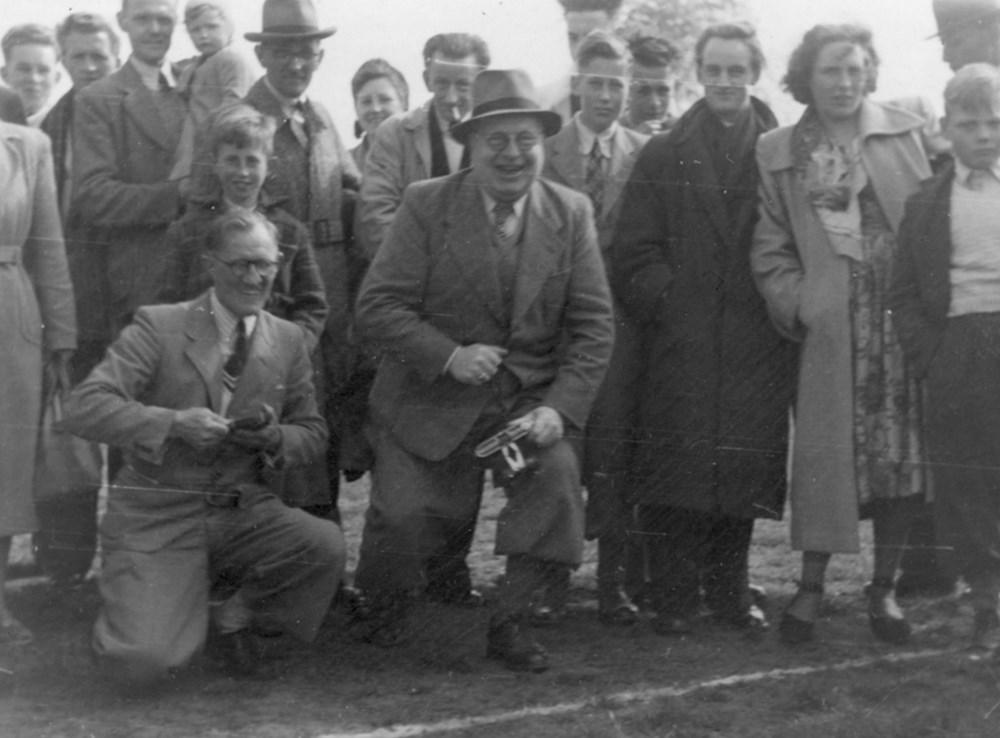 1949 Handbal Promotie naar de 1ste klasse