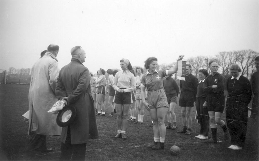 1950 Handbal Dames 1