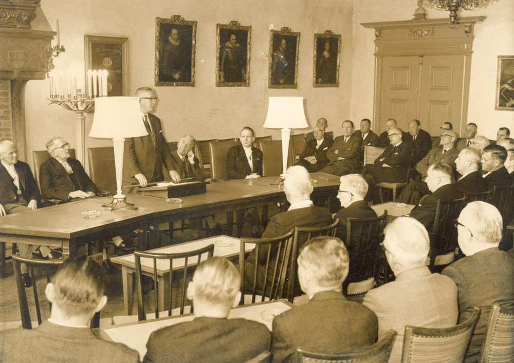 1963 Verenigingsleven 70-jarig bestaan