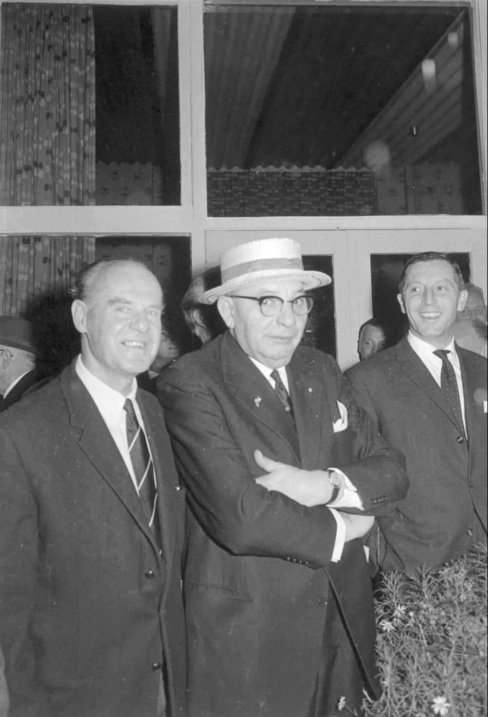 1963 Verenigingsleven Reünie 70-jarig bestaan