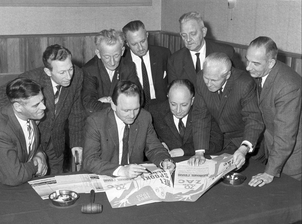 1963 Verenigingsleven Z.A.C.-bestuur