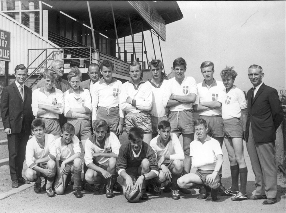 1964 Voetbal Z.A.C. B1