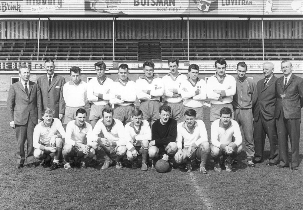 1965 Voetbal Z.A.C. 2 kampioen