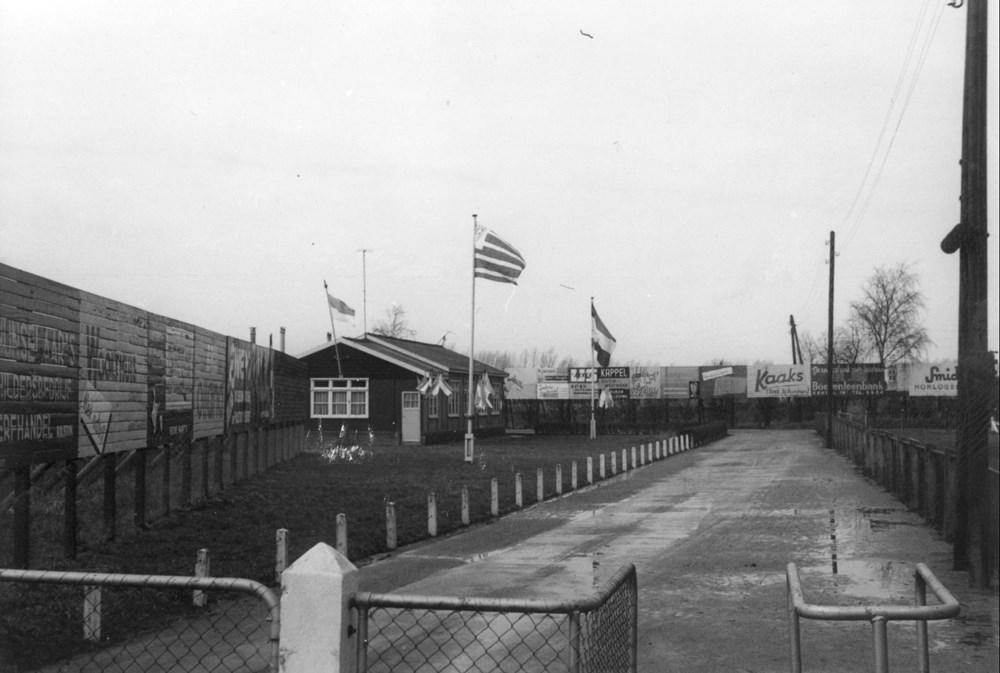 1965 Verenigingsleven Z.A.C. sportpark