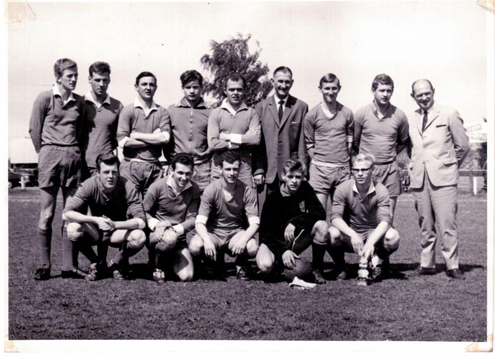 1966 Voetbal Z.A.C. 2 kampioen