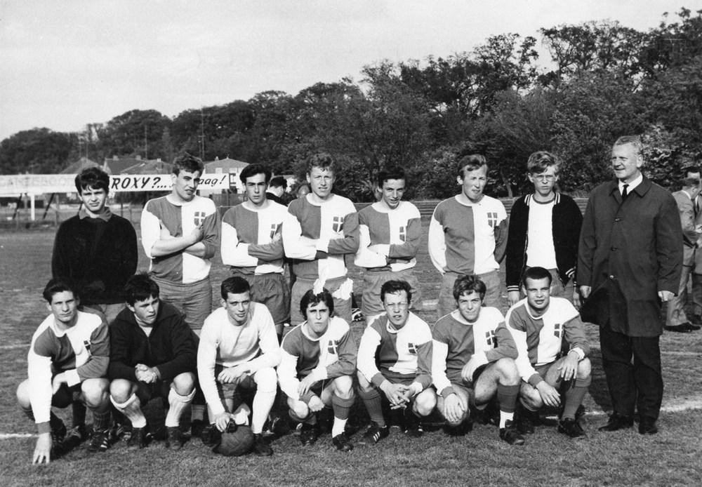 1967 Voetbal Z.A.C. jeugd tot 20 jaar
