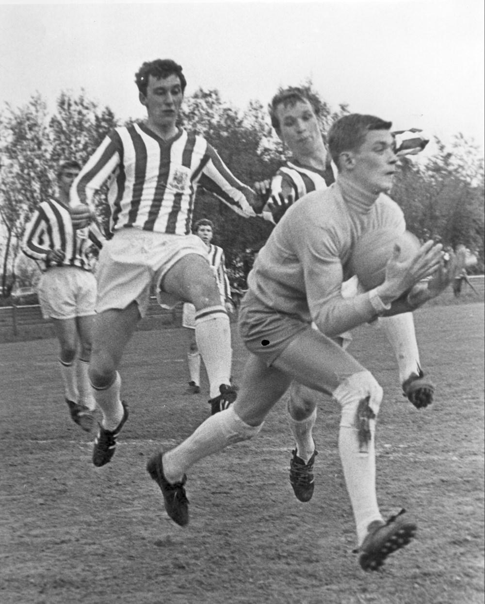 1967 Voetbal Z.A.C. jeugd tot 20 jaa