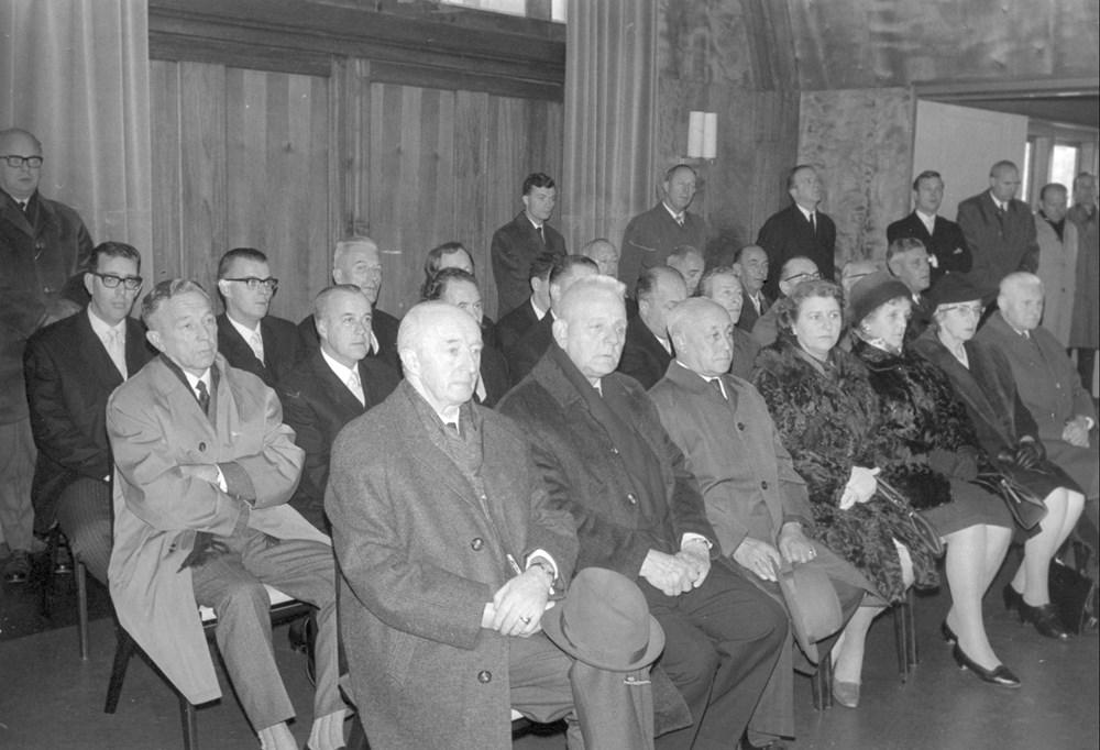 1968 Verenigingsleven Dodenherdenking