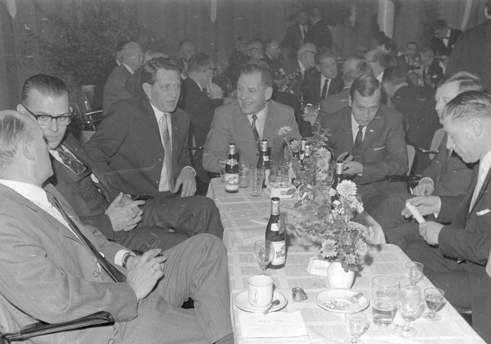 1968 Verenigingsleven Reünie Z.A.C. 75 jaar
