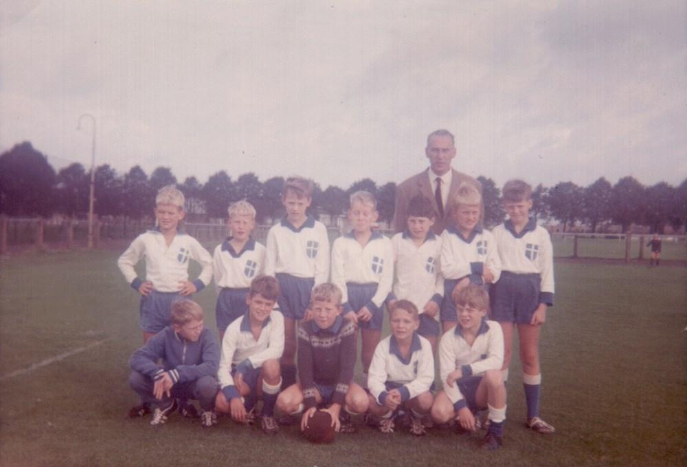 1968 Voetbal Pupillenelftal van Z.A.C.