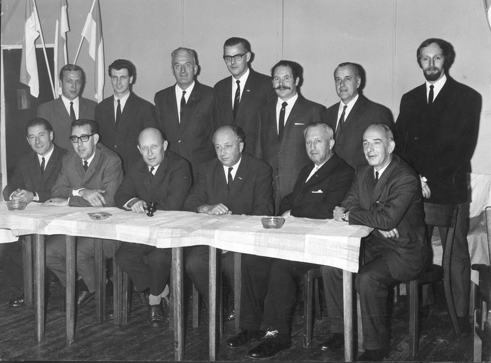 1968  Verenigingsleven Algemeen Bestuur van de Z.A.C.