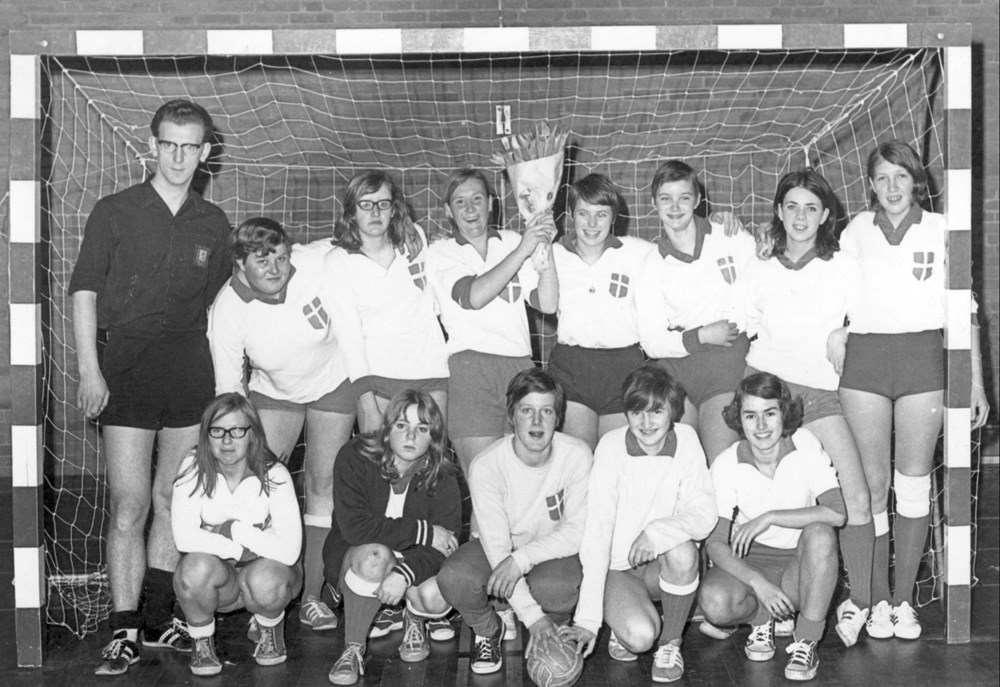 1970 Handbal Junioren zaal