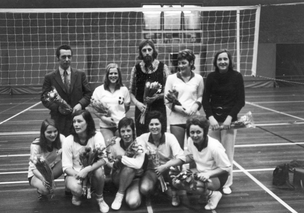 1972 Volleybal Dames 1