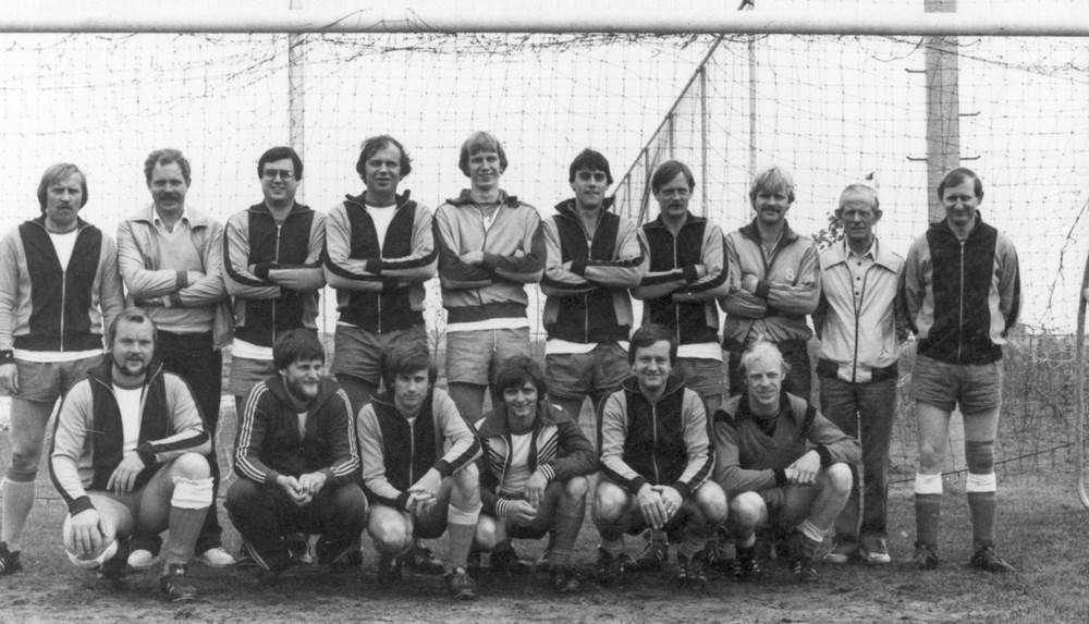 1981  Voetbal Z.A.C. 4 kampioen