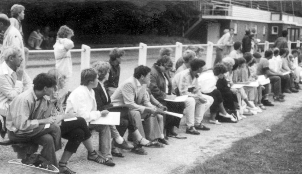 1984 Verenigingsleven Z.A.C. Lopathon
