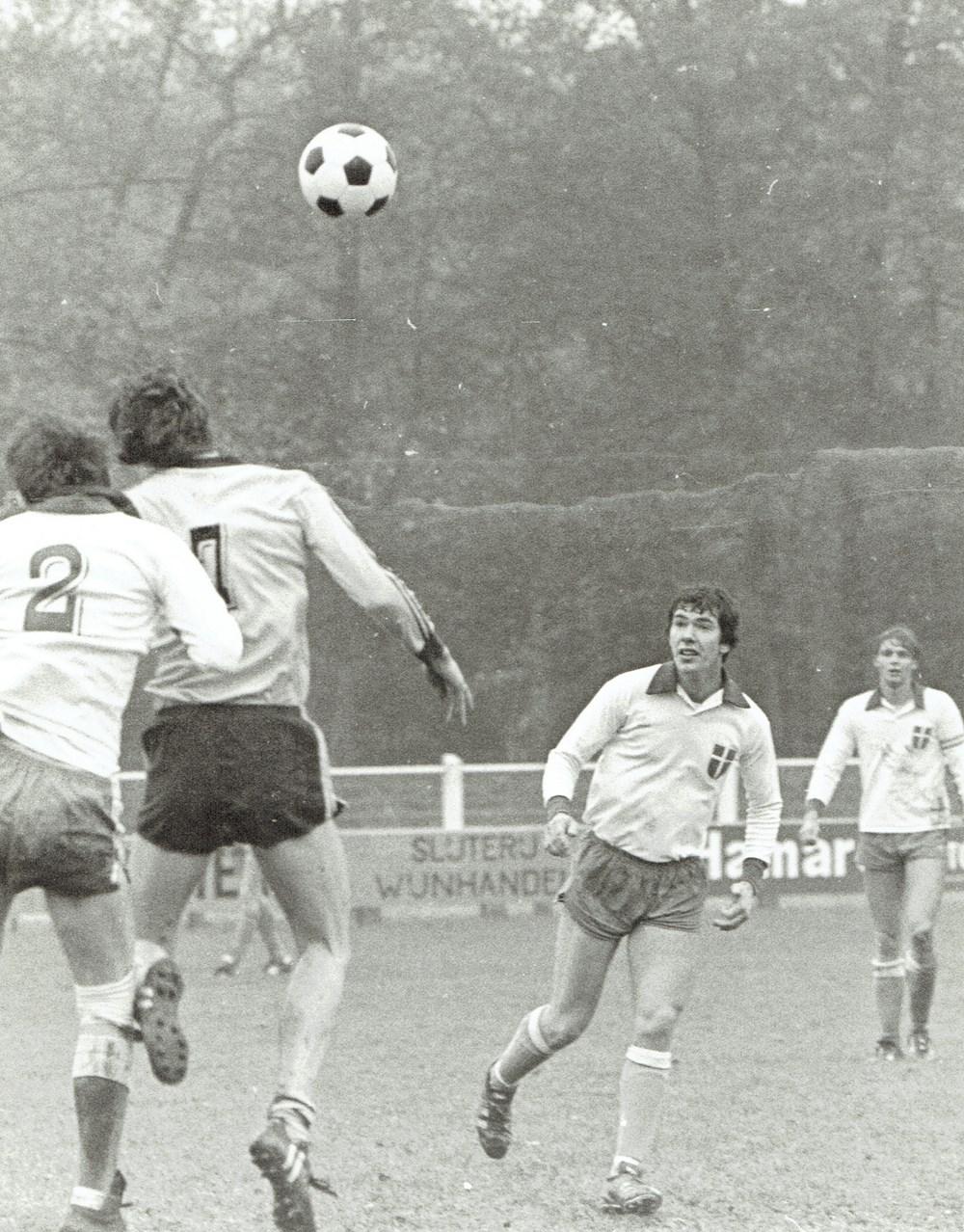 1984 Voetbal Z.A.C. 1 - zaterdag