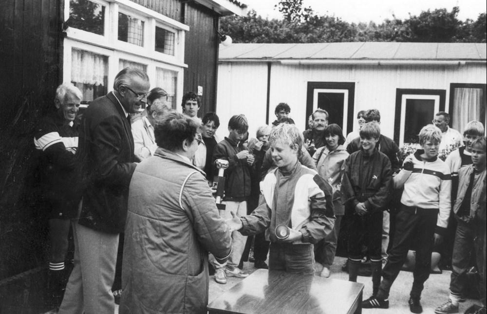 1985 Voetbal P.J. Backerstournooi