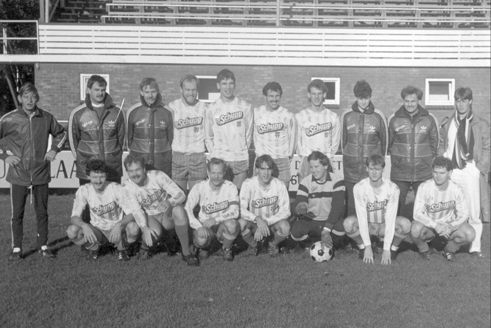 1986 Voetbal Z.A.C. 2
