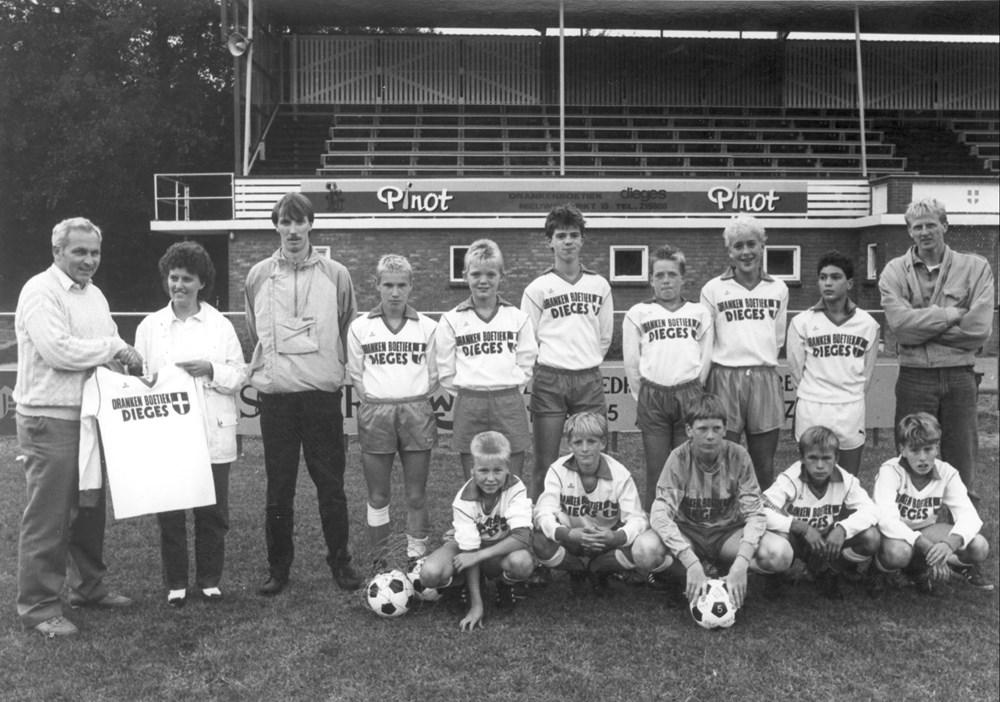 1987 Voetbal ZAC C1