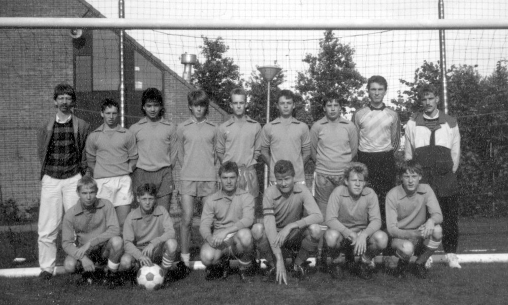 1988 Voetbal ZAC A2