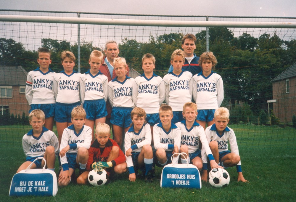 1988 Voetbal Z.A.C. D1