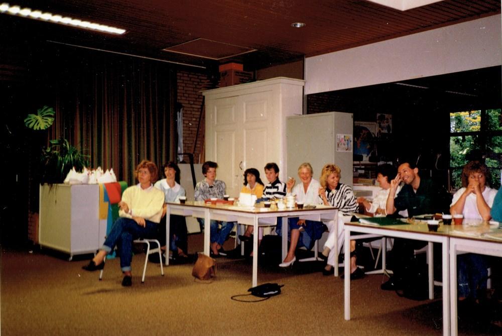 1988 Verenigingsleven Jubileumrevue t.g.v. het 95-jarig bestaan van de Z.A.C.