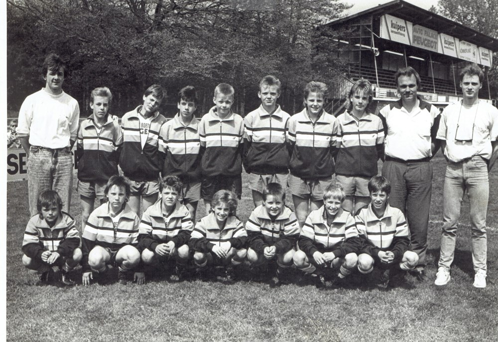 1989 Voetbal Z.A.C. C 1