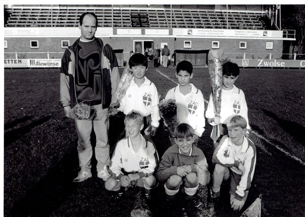 1993 Voetbal Z.A.C. E1