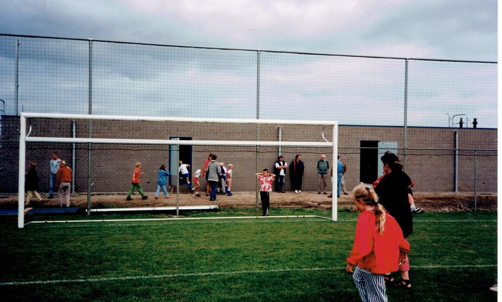 1996 Verenigingsleven Nieuwbouw 'Jo van Marle'-sportpark