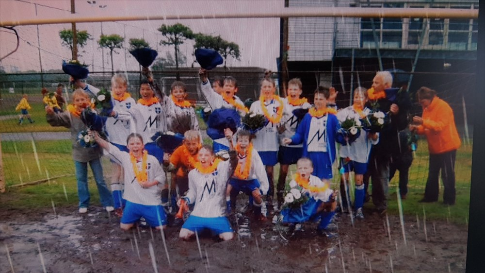 2006 Voetbal Z.A.C. D 1