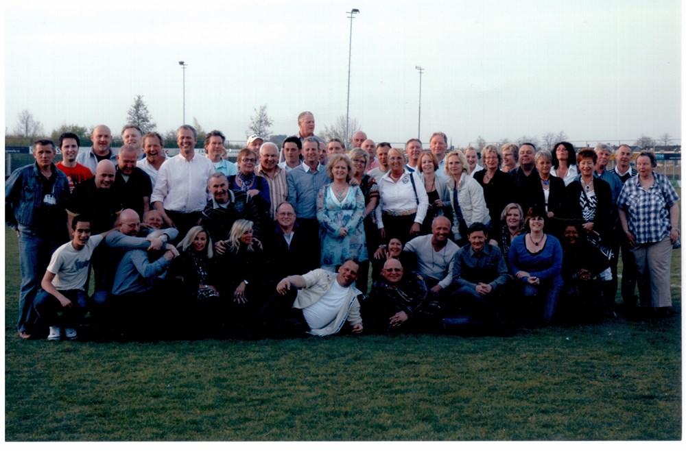 2011 Voetbal Reünie t.g.v. het 25 jarig bestaan van het vriendenelftal (ZAC 3, 4 en 5)