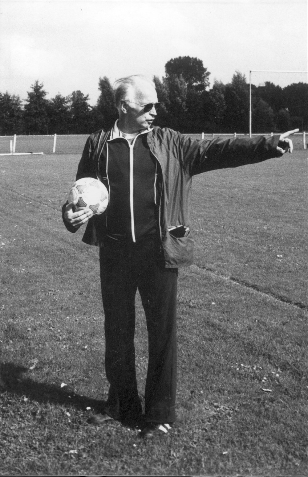 1983 Voetbal Trainer