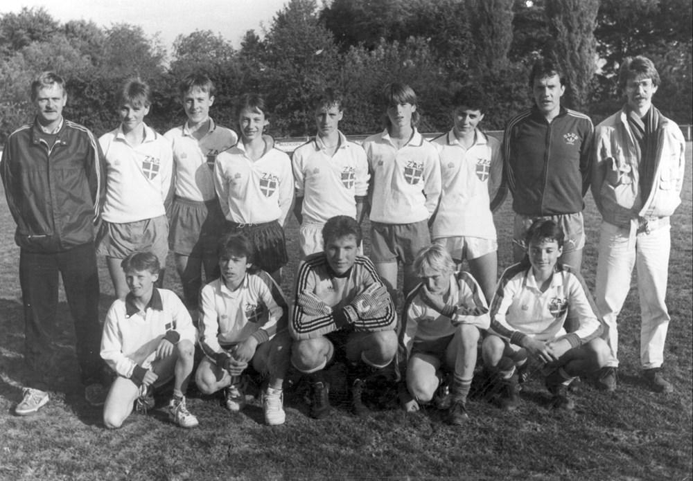 1987 Voetbal B2 kampioen