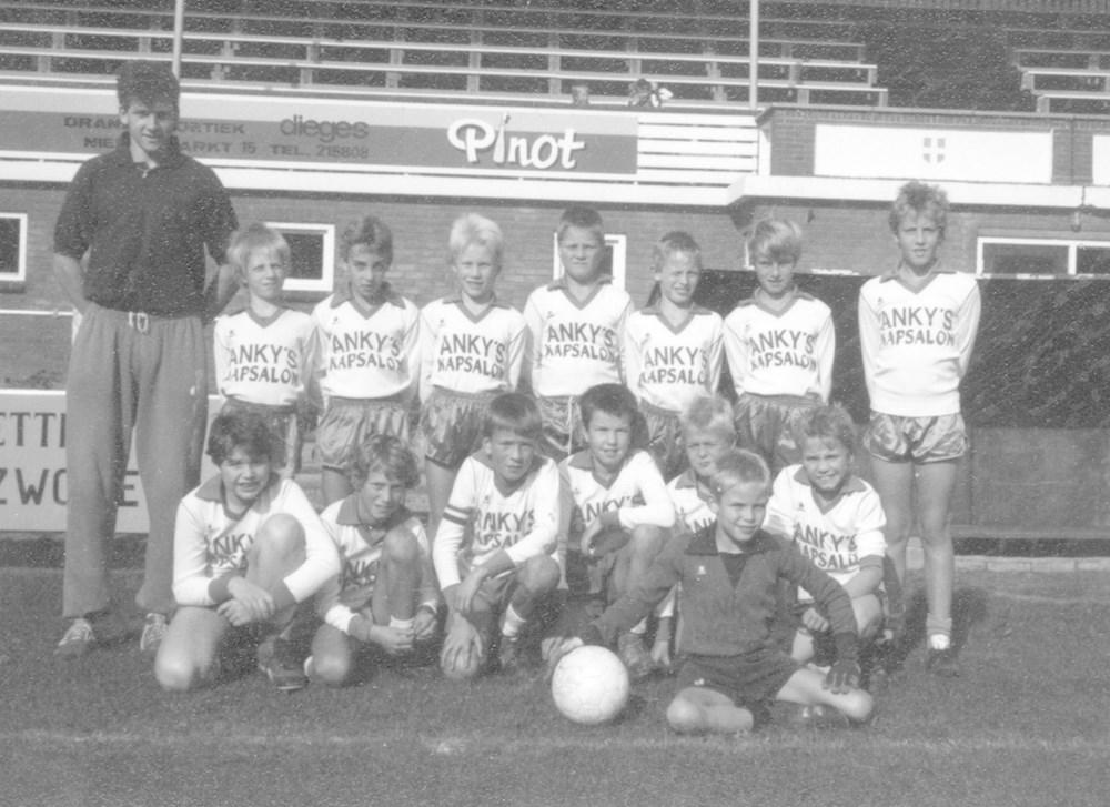 1987 Voetbal ZAC E1