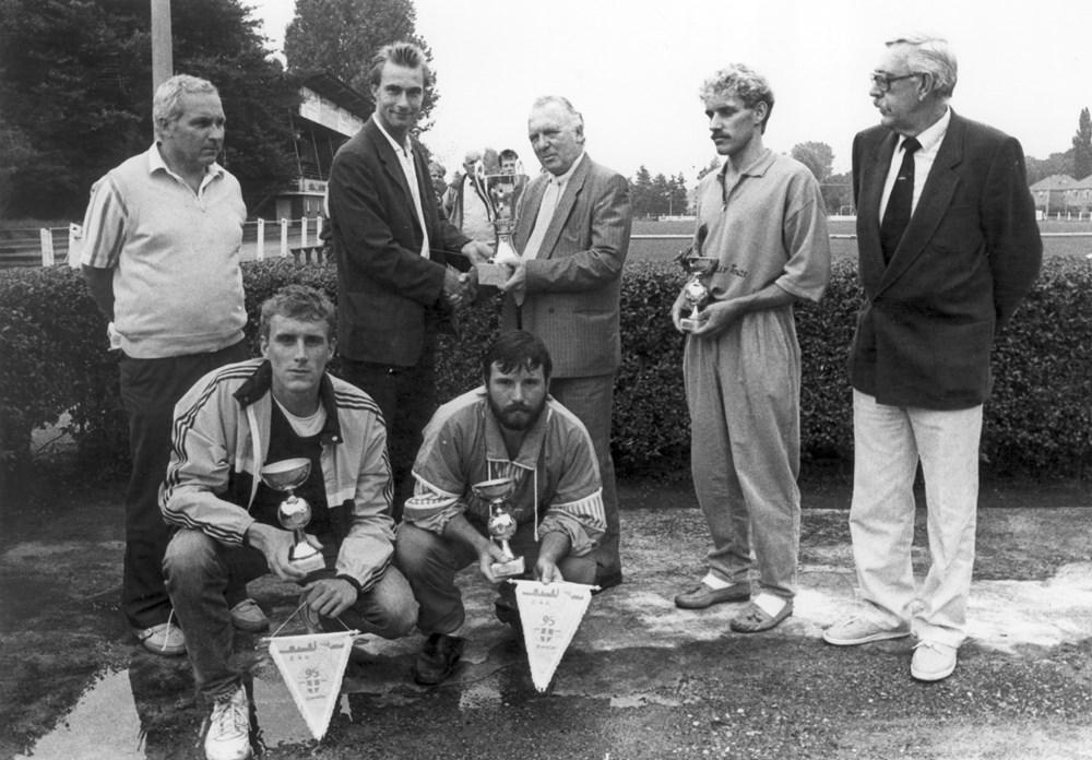 1988 Voetbal J.W. van Marle toernooi