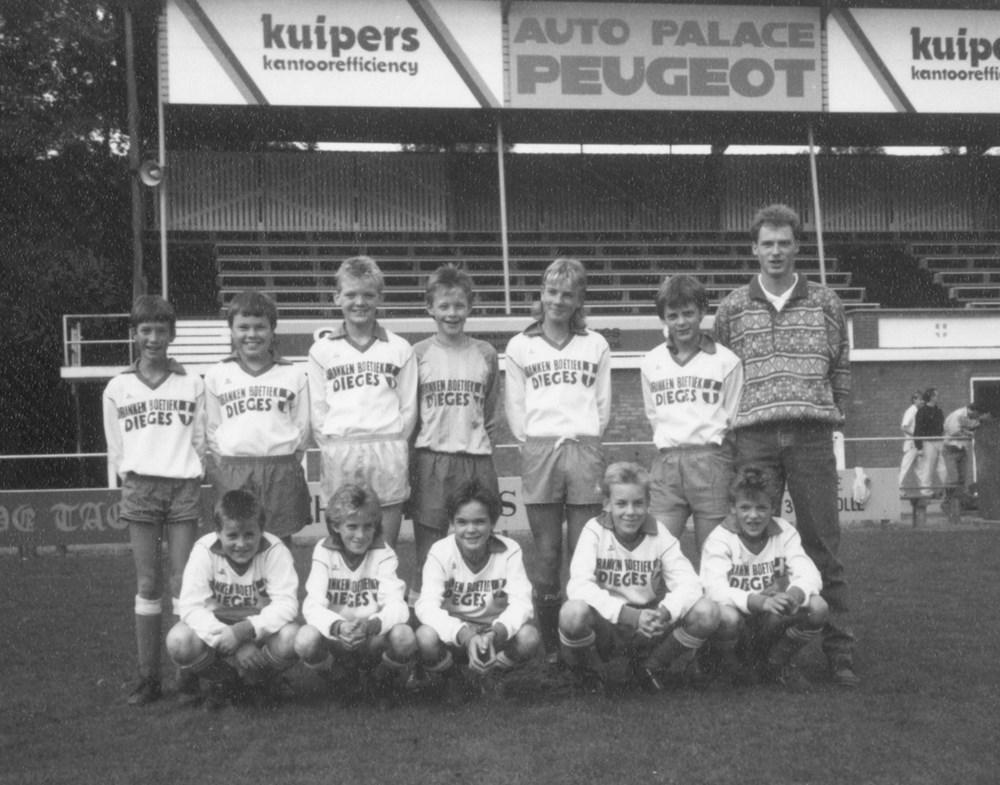 1988 Voetbal ZAC C1