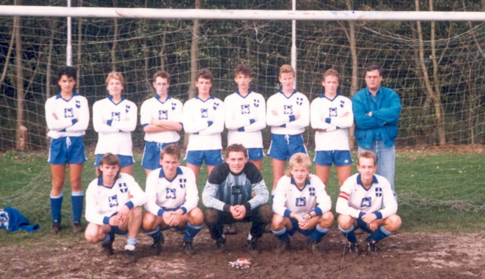 1988 Voetbal ZAC A1