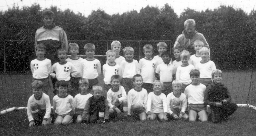 1988 Voetbal F-pupillen