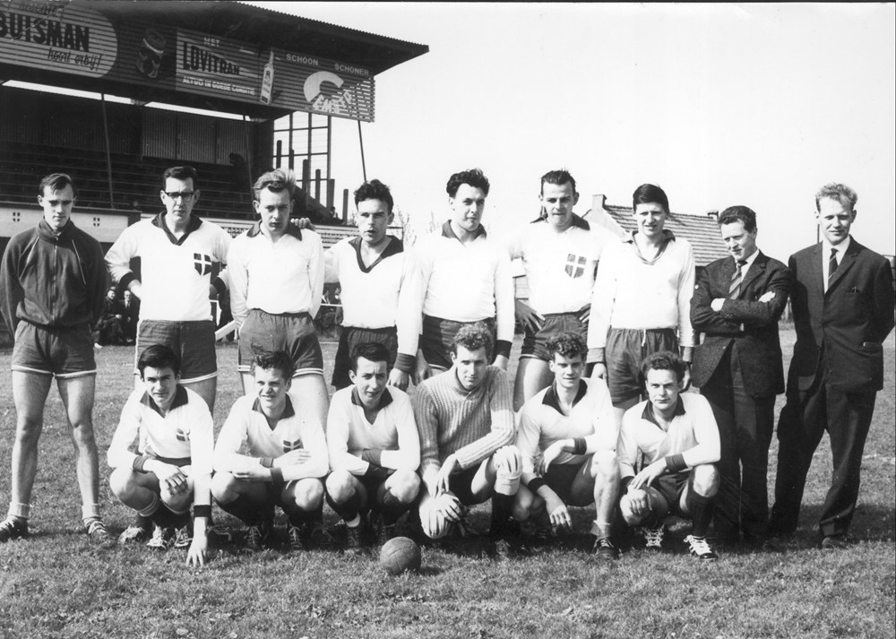 1962 Handbal Z.A.C. Heren 1