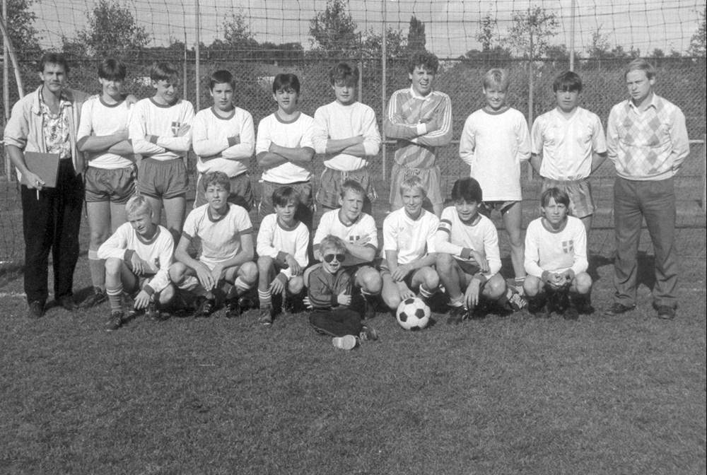 1985 Voetbal ZAC B1