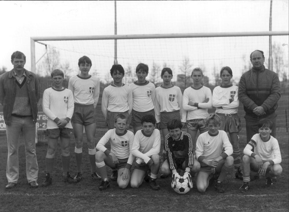 1984 Voetbal ZAC C2