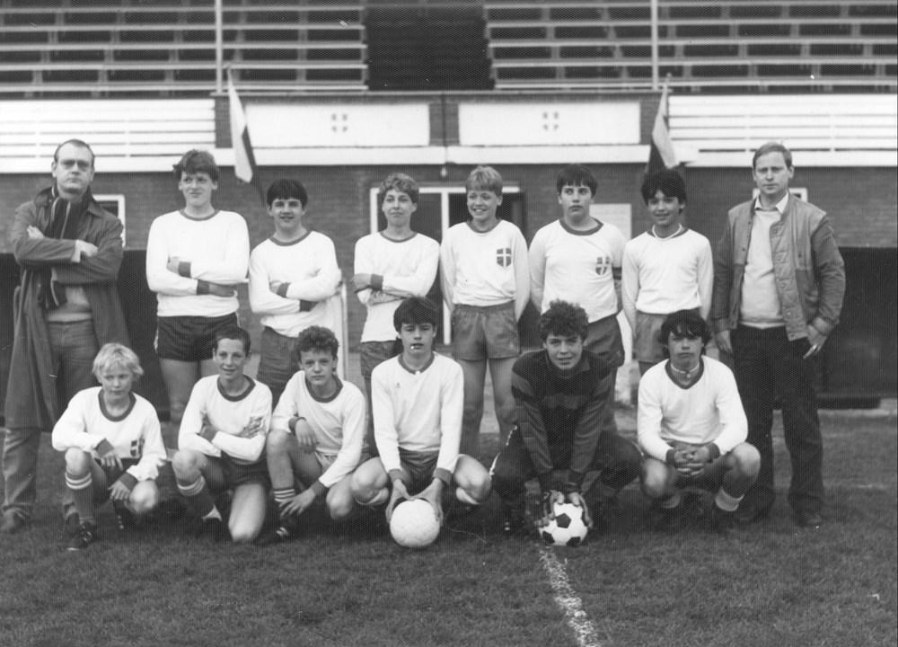 1984 Voetbal ZAC C1